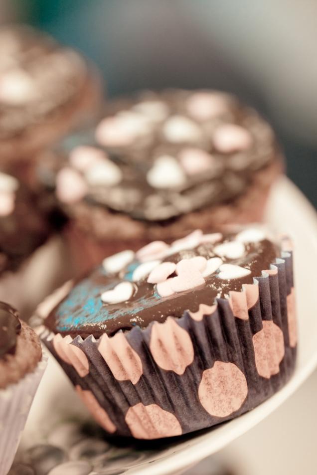 Suklainen kuppikakku
